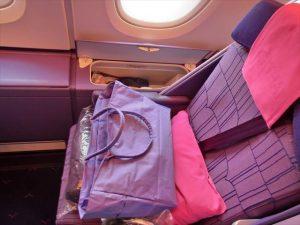 タイ航空ビジネスクラス