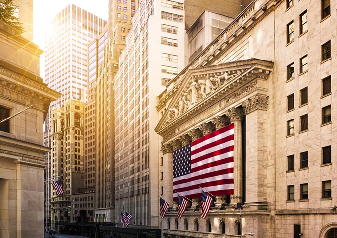 ニューヨーク金融